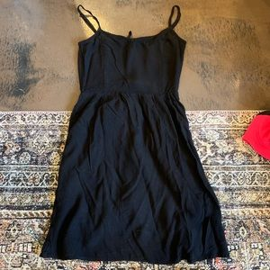 H&M dress black 2